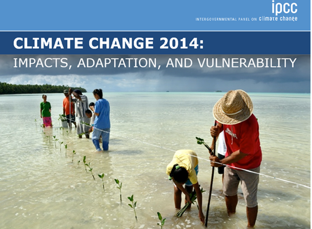 IPCC 2014 CLIMATE CHANGE REPORT